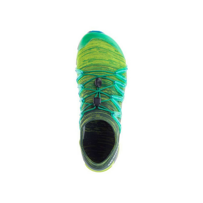 MERRELL BARE ACCESS FLEX KNIT LIME 2