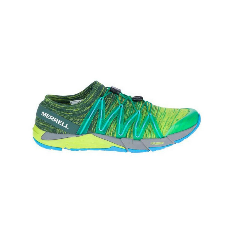MERRELL BARE ACCESS FLEX KNIT LIME 3