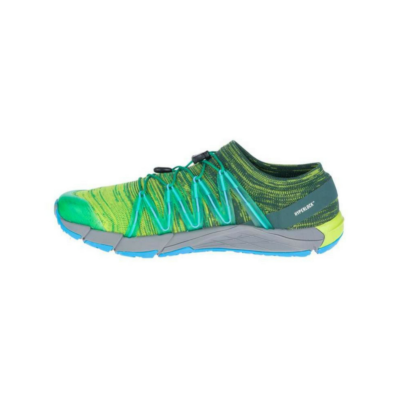 MERRELL BARE ACCESS FLEX KNIT LIME 4
