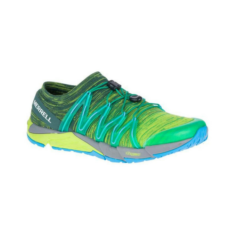 MERRELL BARE ACCESS FLEX KNIT LIME 1